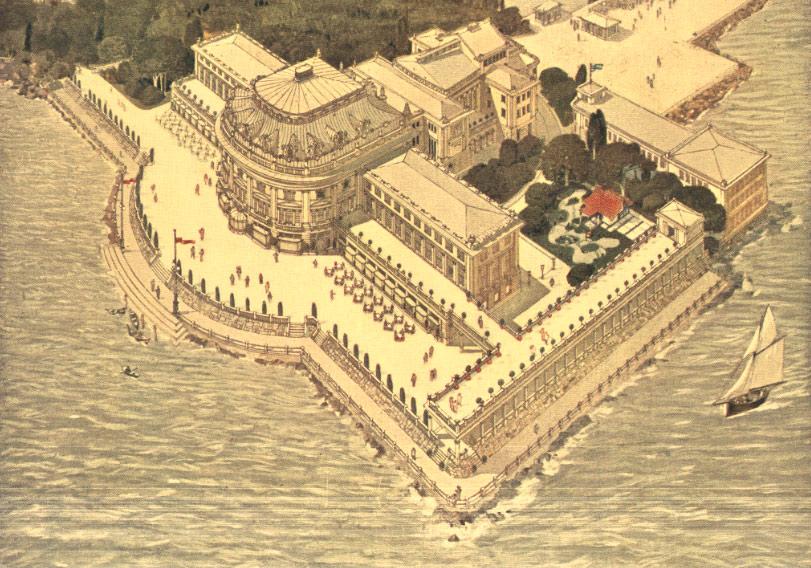 Fragmenti prekinutog vremena – neizvedena hotelska arhitektura na jadranskoj obali