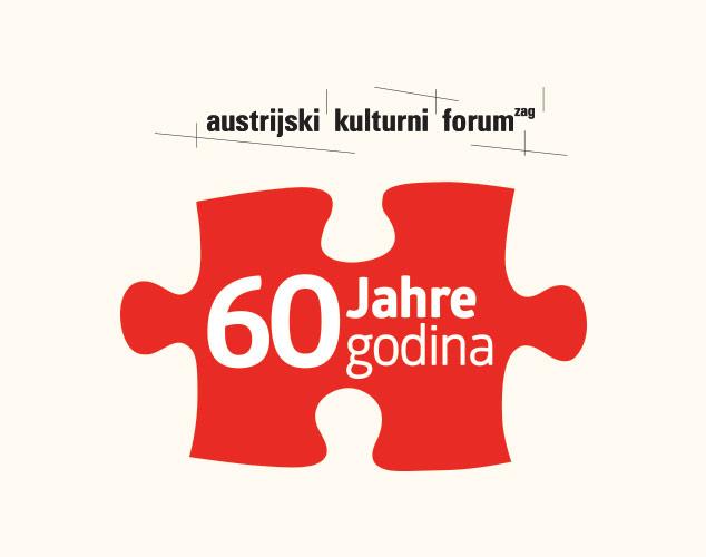 Proslavite s nama 60 godina Austrijskog kulturnog foruma Zagreb