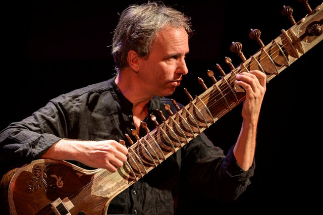 "K. Falschlunger ""Saturday Night Sitar Session"""