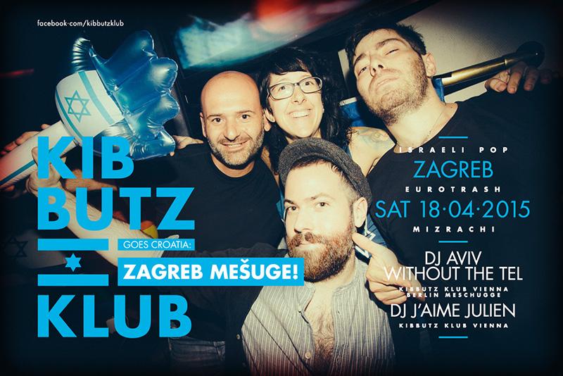 Kibbutz Klub Wien