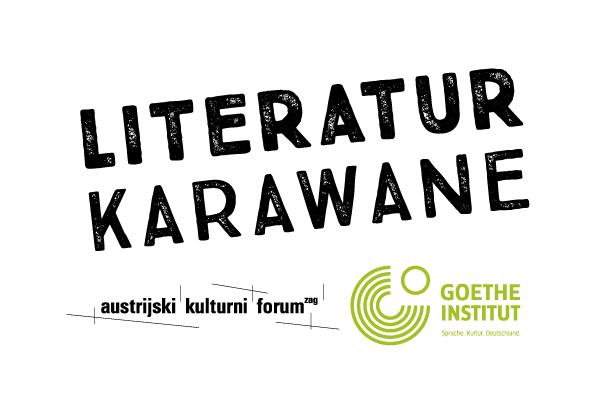 Literarische Karawane (Zagreb, Ogulin, Pazin, Čakovec, Osijek, Zagreb)
