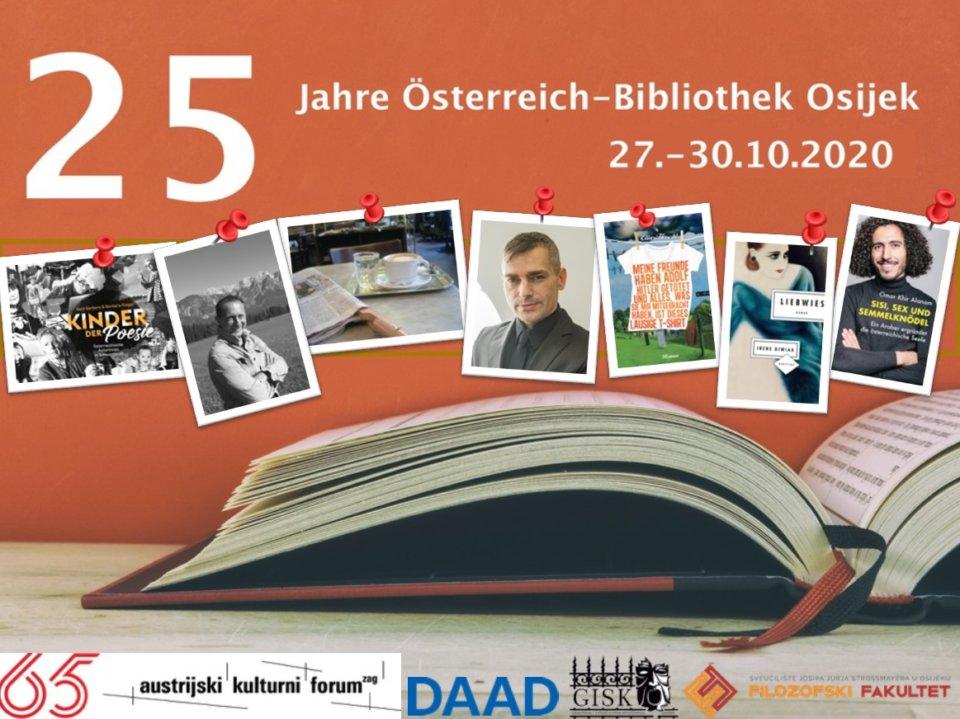 25 Jahre Österreich-Bibliothek Osijek