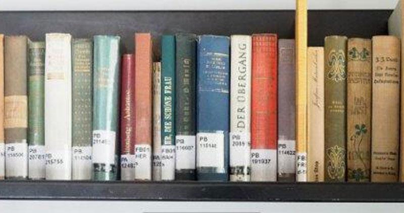 Bücherschätze der Bibliothek der FFZG: Wiener Moderne um 1900