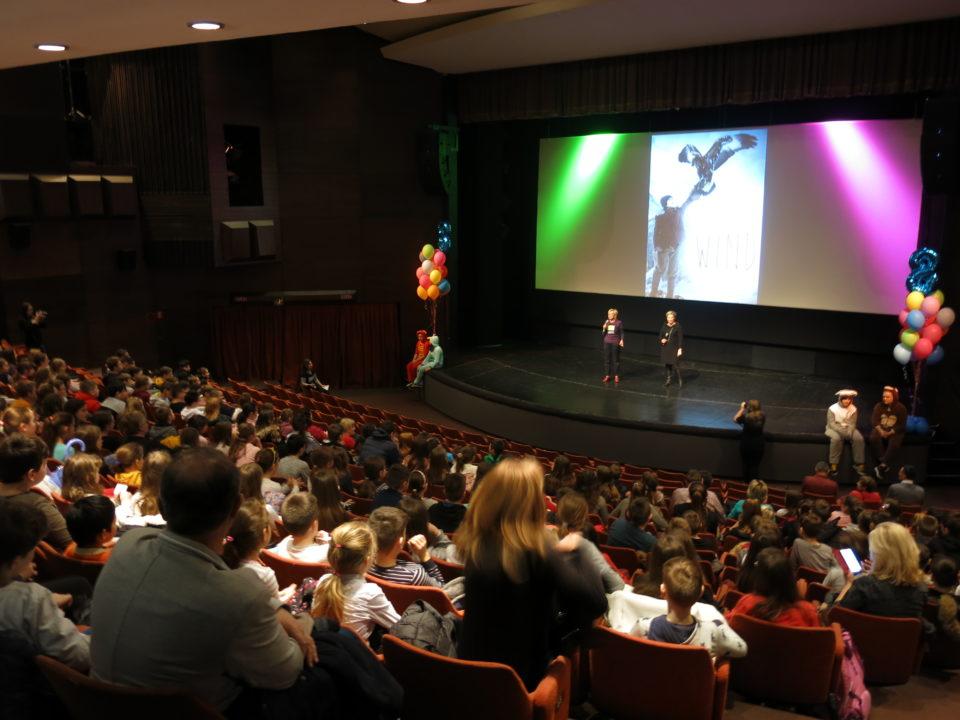 Fotos von der Internationalen Revue der Kinderfilme in Čakovec