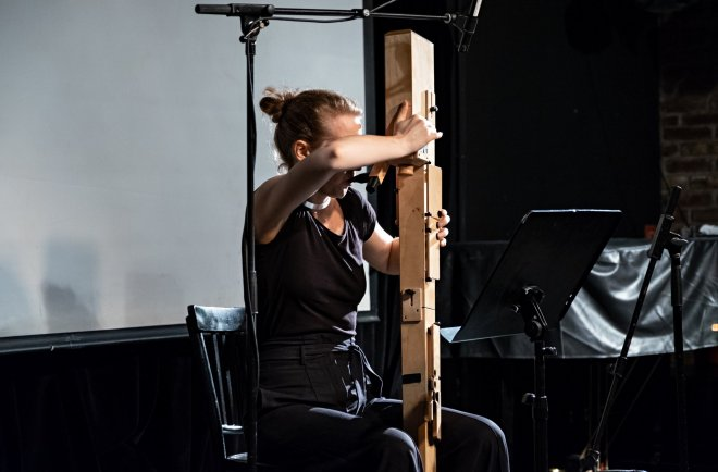 GOBI DRAB: Paetzold Blockflöte – Musikbiennale Zagreb