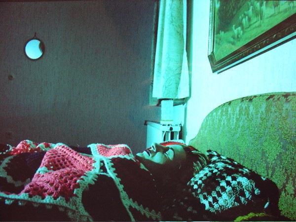Ghosts-Nachrichten von Wem_©Sabine Groschup 2000